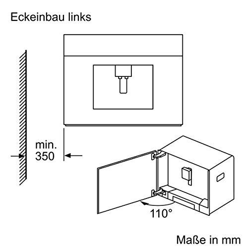 einbau kaffeevollautomat neff cks 1561 n einbau. Black Bedroom Furniture Sets. Home Design Ideas