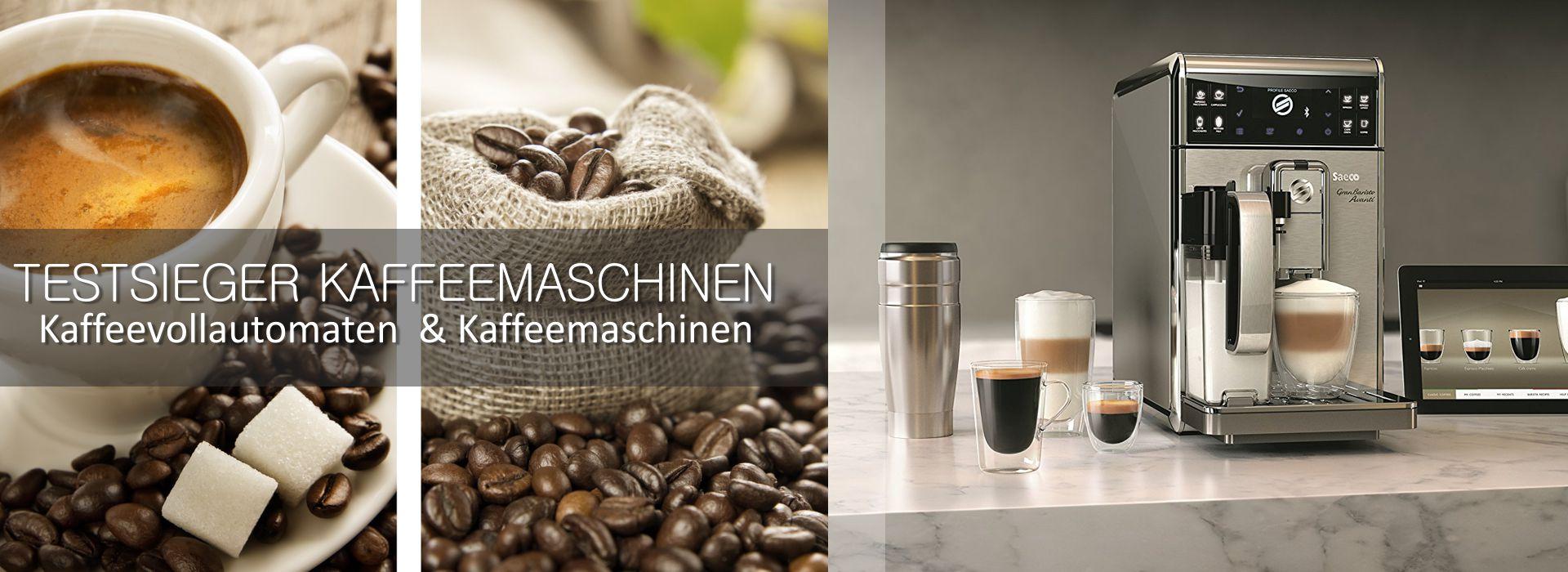 Die besten Kaffeevollautomaten 2016 im Vergleich