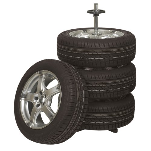 Cartrend 50207 Support de jantes XL pour une largeur de pneu jusqu/à 285 mm