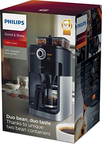 kaffeemaschine mit mahlwerk philips hd776600 filter  ~ Kaffeemaschine Philips