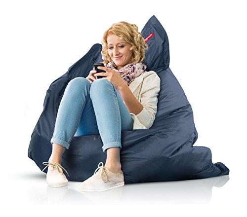 sitzsack vergleichssieger 2018 test die besten bodenkissen riesensitzsack im oktober 2018. Black Bedroom Furniture Sets. Home Design Ideas