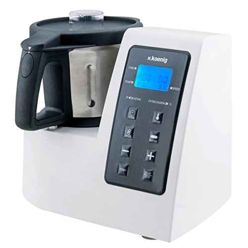 Thermo Multikocher H.Koenig HKM1028 Küchenmaschine im Juli 2019