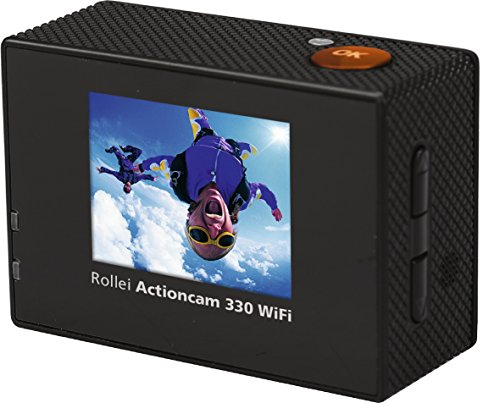 actioncam rollei 330 wifi full hd video funktion. Black Bedroom Furniture Sets. Home Design Ideas