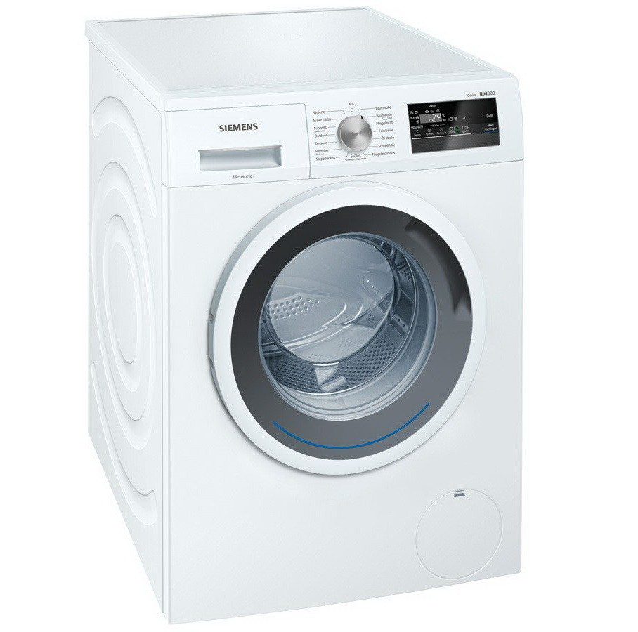 siemens waschmaschine wm14n120 iq300 fl a 157 kwh. Black Bedroom Furniture Sets. Home Design Ideas