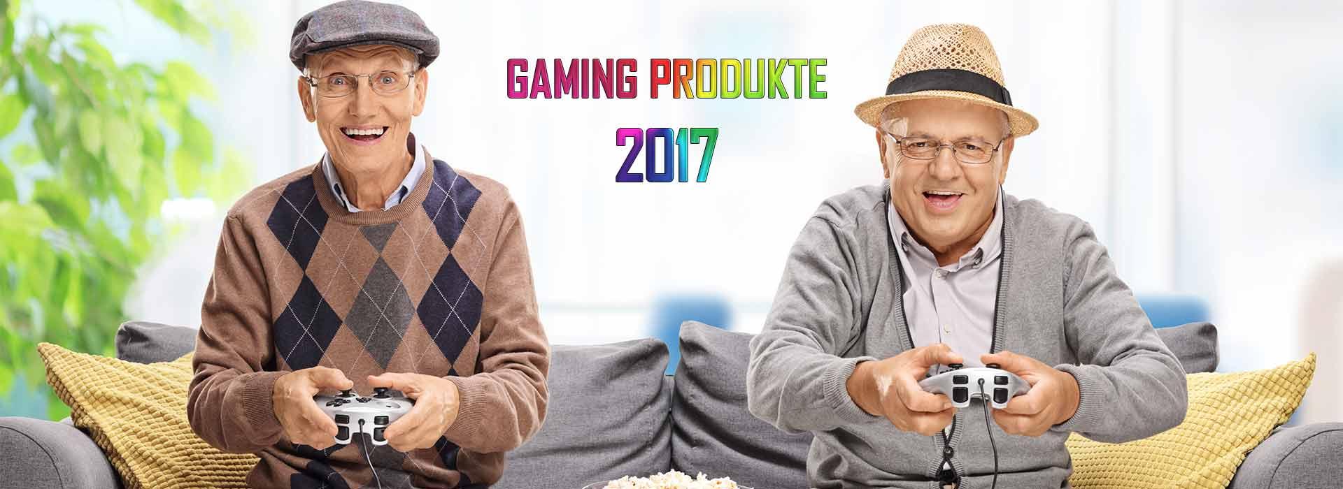 Die besten Gaming Artikel 2017 im Vergleich