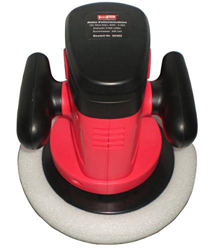 akku poliermaschine hp autozubeh r 20362 akku polierund. Black Bedroom Furniture Sets. Home Design Ideas