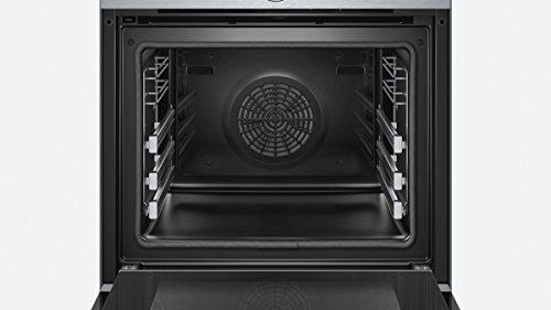 einbaubackofen bosch hbg6725s1 serie 8 backofen elektro a 71 l im juli 2018. Black Bedroom Furniture Sets. Home Design Ideas