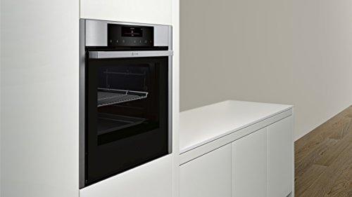einbaubackofen neff bvt 5664 n backofen elektro 71 l. Black Bedroom Furniture Sets. Home Design Ideas