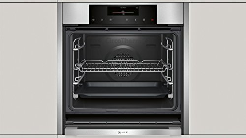 einbaubackofen neff bvt 5664 n backofen elektro 71 l. Black Bedroom Furniture Sets. Home Design Ideas