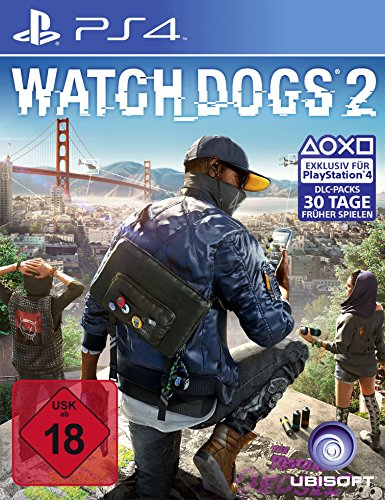 ps4 spiele 2019 watch dogs 2 playstation 4 kaufen im. Black Bedroom Furniture Sets. Home Design Ideas