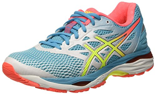 Asics Running Shoes Womens Gel-Cumulus 18 Running Shoes, White