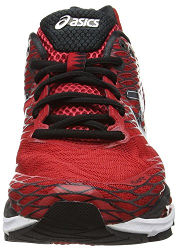crvene cipele muškaraca asics da046e3