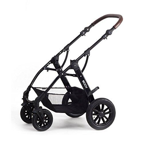 kinderwagen kinderkraft kombikinderwagen 3 in 1 mit buggy babyschale grau im juli 2018. Black Bedroom Furniture Sets. Home Design Ideas