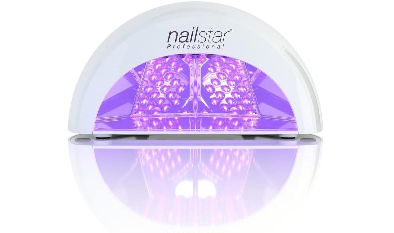 MelodySusie® 12W violette LED Nageltrockner 30s superschnell Aushärtung