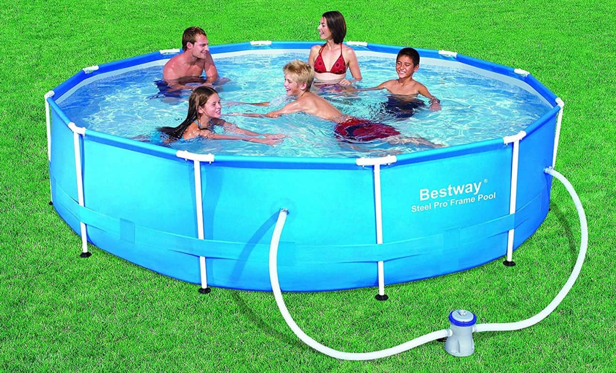Swimmingpool bestseller 2018 test die besten for Gartenpool test 2017