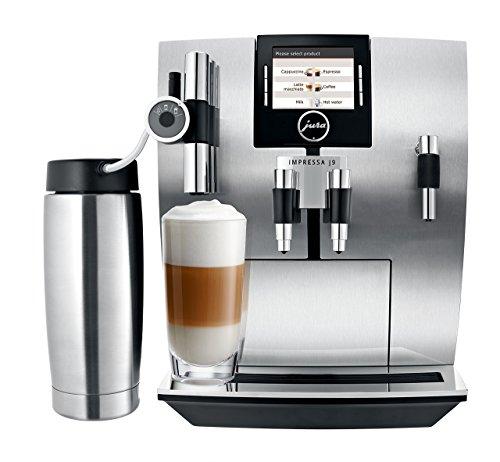 jura kaffeevollautomat jura vollauto j9 4 impressa ot sr. Black Bedroom Furniture Sets. Home Design Ideas