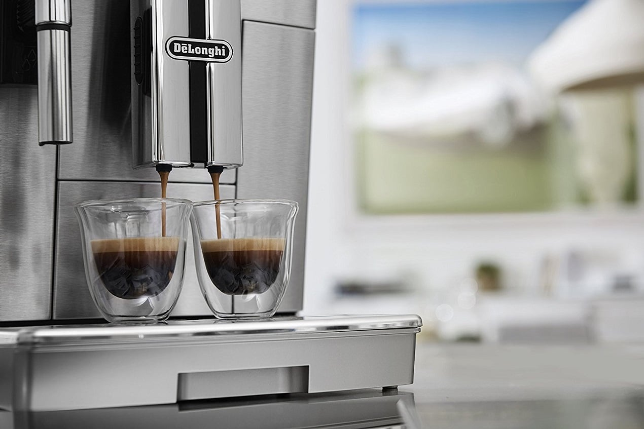 delonghi kaffeevollautomaten bestseller test vergleich. Black Bedroom Furniture Sets. Home Design Ideas