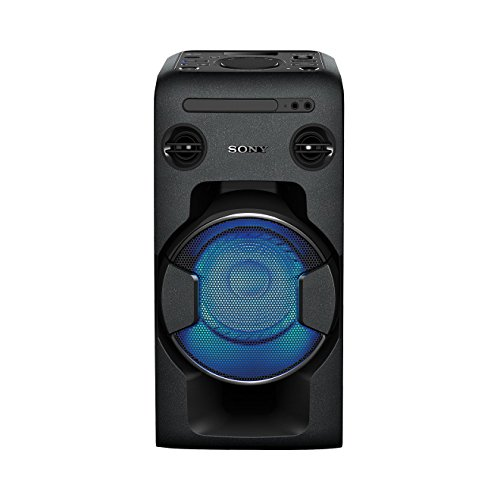 mobile soundanlage sony mhc v11 leistungsstarkes one box. Black Bedroom Furniture Sets. Home Design Ideas