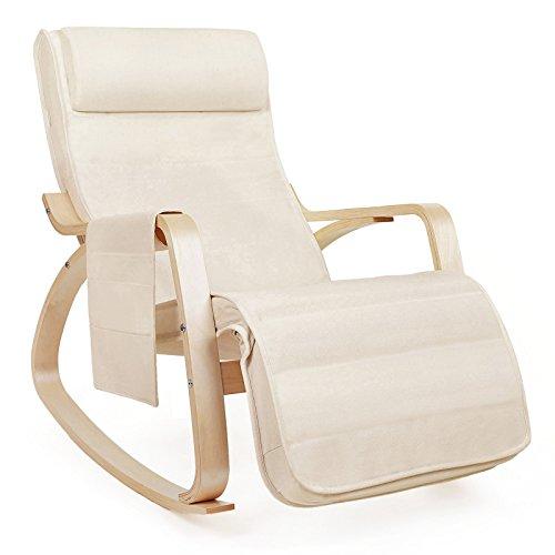 Super Nursing Chair Songmics Rocking Chair Swinging Armchair Relaxing Armchair Short Links Chair Design For Home Short Linksinfo
