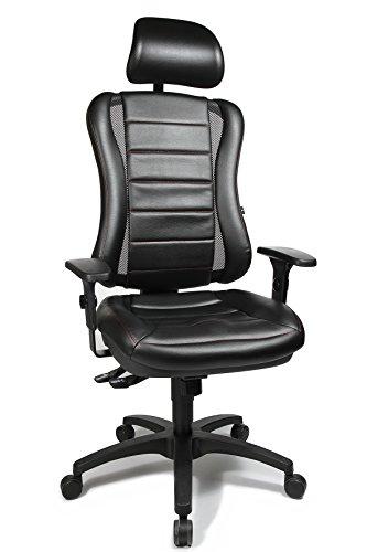 b rostuhl ergonomisch head point rs inklusive armlehnentestsieger vergleich und test g nstig kaufen. Black Bedroom Furniture Sets. Home Design Ideas