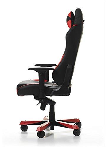 dx racer stuhl dxracer iron gaming chair bk rd oh i im august 2018. Black Bedroom Furniture Sets. Home Design Ideas