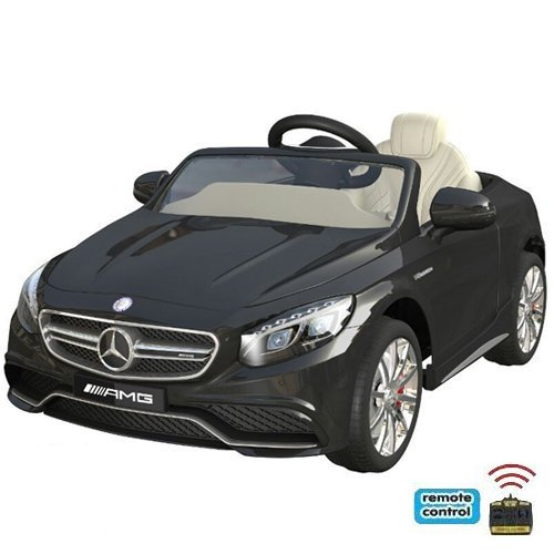 elektro kinderauto mercedes benz s63 amg cabriolet ride on. Black Bedroom Furniture Sets. Home Design Ideas