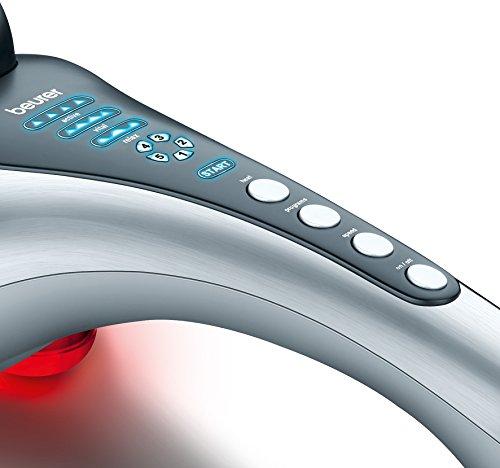 klopf massageger t beurer mg 100 infrarot massageger t im. Black Bedroom Furniture Sets. Home Design Ideas