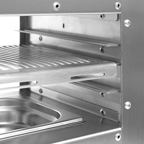 infrarotgrill asteus steaker elektro infrarot grill ca. Black Bedroom Furniture Sets. Home Design Ideas