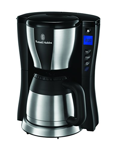 kaffeemaschine mit thermoskanne russell hobbs fast brew 23750 56 im juni 2018. Black Bedroom Furniture Sets. Home Design Ideas