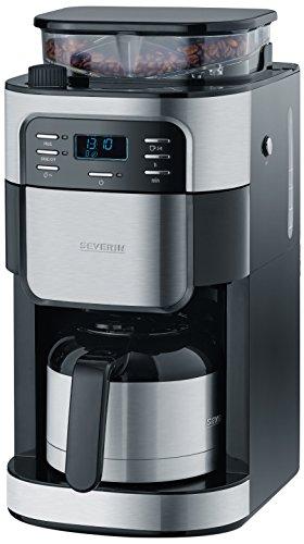 kaffeemaschine mit thermoskanne severin ka 4812 kaffeeautomat im juli 2018. Black Bedroom Furniture Sets. Home Design Ideas