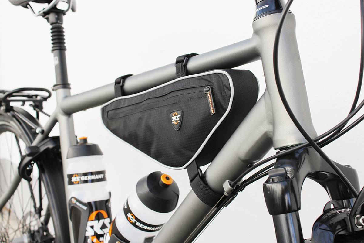 Fahrrad-Rahmentasche