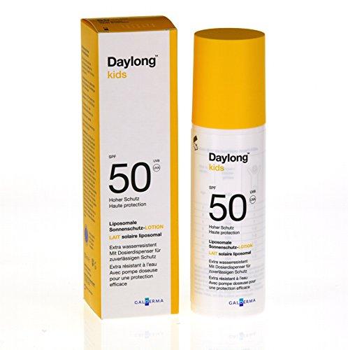 Baby Sunscreen Daylong Kids Spf 50 + Lotion Baby Sunscreen