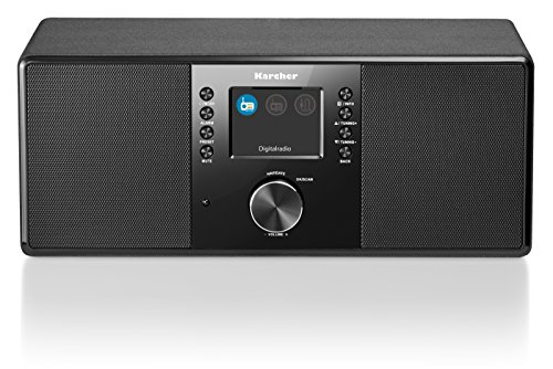 digitalradio dab karcher dab 5000 dab ukw rds aux in. Black Bedroom Furniture Sets. Home Design Ideas