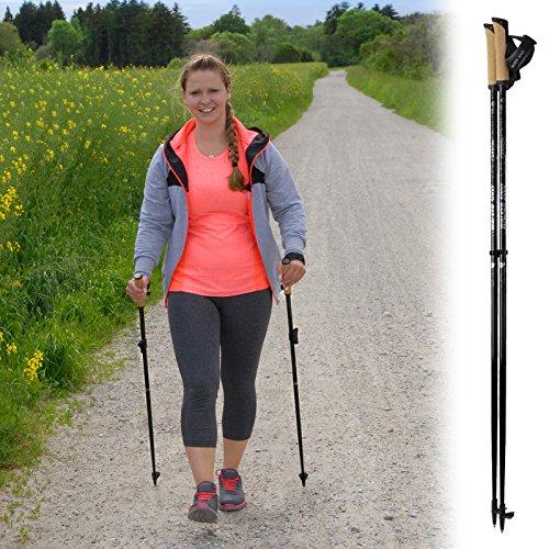 nordic walking st cke superleicht carbon treckingst cke walker im juli 2018. Black Bedroom Furniture Sets. Home Design Ideas