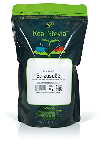 Stevia Zuckerersatz