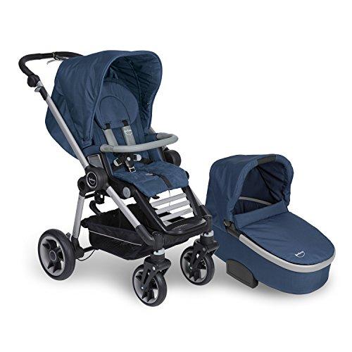 kinderbuggy teutonia titanium baby buggy test vergleich. Black Bedroom Furniture Sets. Home Design Ideas