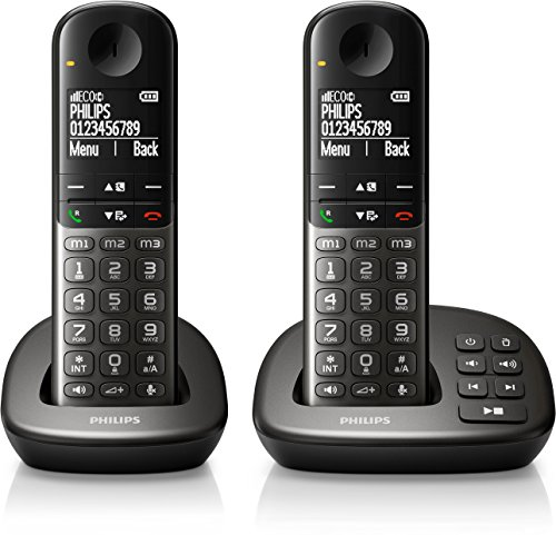 Schnurlose Telefone Duo Philips XL4952DS/38