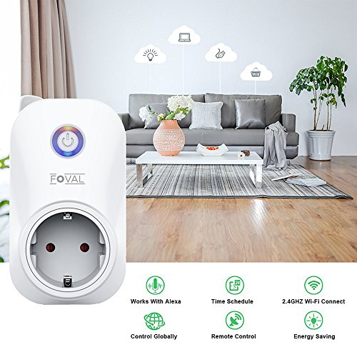 Wifi Steckdose Foval (2 pack)