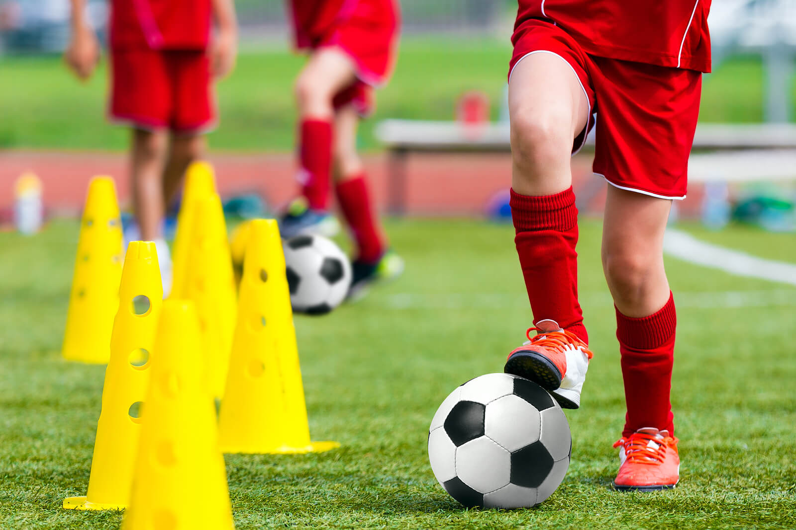 Fussball Schienbeinschoner Test
