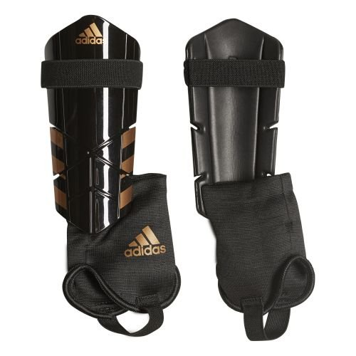 Schienbeinschoner adidas Ghost Club Black/Copper Gold