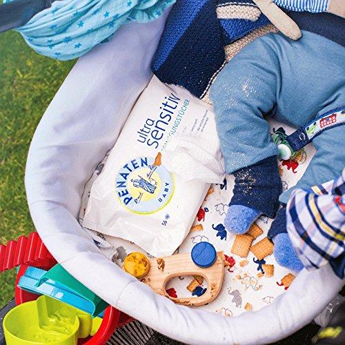 Baby Feuchttücher Penaten Ultra Sensitiv Feuchttücher