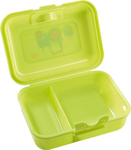 Lunchbox mit Zoo und Namen personalisiert BPA-frei Butterbrotdose