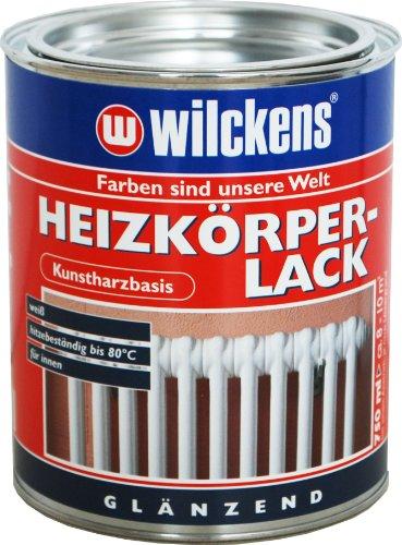 Heizkörperlack Wilckens weiß, 2,5 Liter