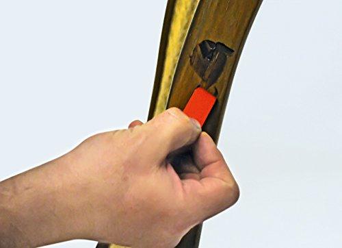Reparaturspachtel Holzspachtel Clou Holzpaste Holzspachtel: innen Holz Spachtelmasse zum Ausbessern von Löchern