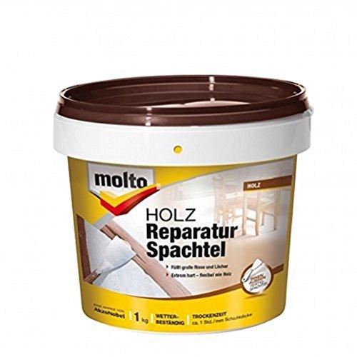 Molto Réparation Intérieur terminé Spatule 1 kg mastic moltofill