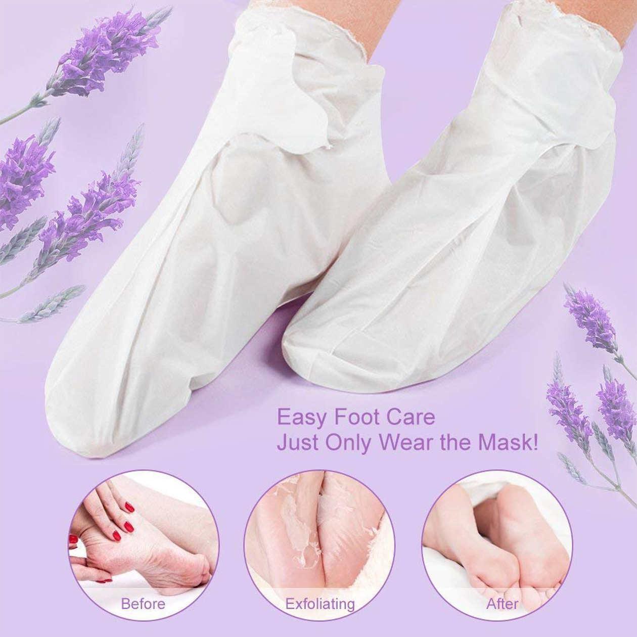Fuß Peeling