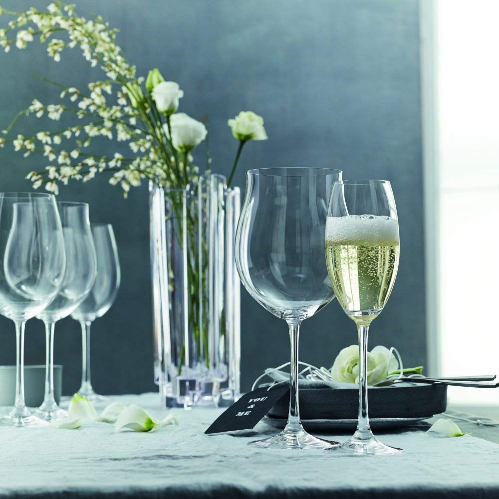 champagnerglas-test