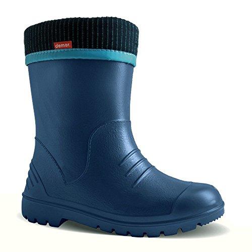Dinosaur Boys Kids Childrens Size Dino Wellies Wellington Rain Snow Boots