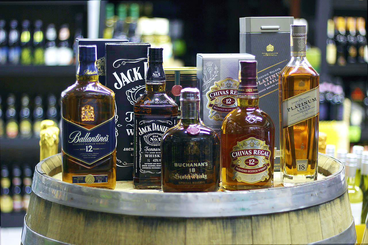 Whiskey-test