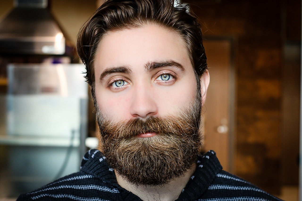 Bartpflegeset
